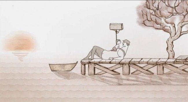 O Φάρος: μια πολυβραβευμένη ταινία μικρού μήκους, αφιερωμένη στους γονείς όλου του κόσμου