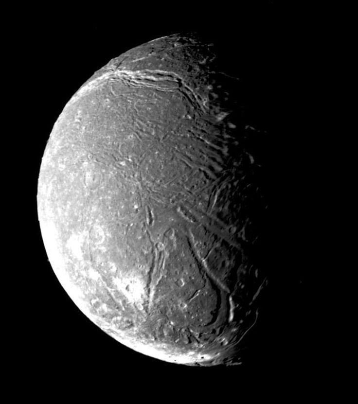 Uranus Moon_Ariel | moons | Pinterest