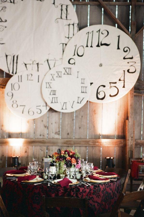 Steampunk wedding reception, photo by Braedon Photography http://ruffledblog.com/victorian-steampunk-wedding #weddingideas #weddingreception