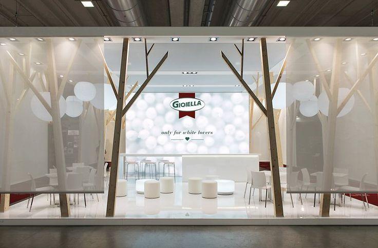 Exhibition, Parma, 2016 - Mina Ignazzi - progetto stand