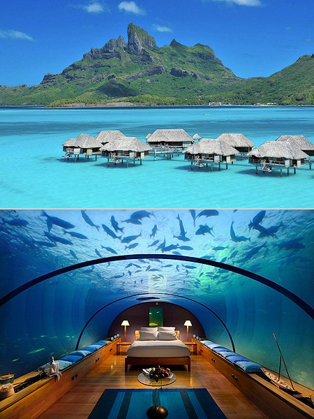 Take me there..: Vacation, Stuff, Dream, Places I D, Travel, Underwater Bedroom, Underwater Hotel, Hotels