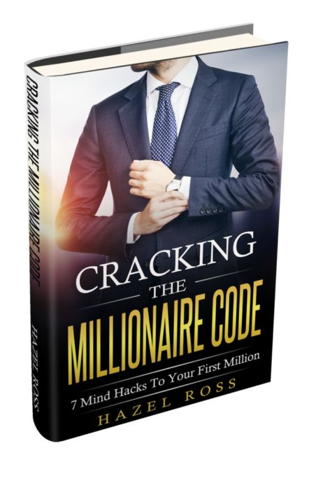 Life Mastery Cracking the Millionaire Code. Your Complete 7-Step Guide to Financial Freedom. Download My FREE EBook (Worth $79)