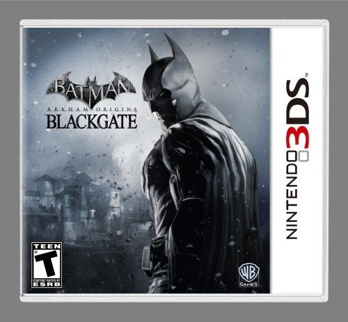 Batman: Arkham Origins Blackgate - Nintendo 3DS - ADDITIONAL DETAILS @ http://www.enetworkinghub.com/Gadgets/100156/jnv