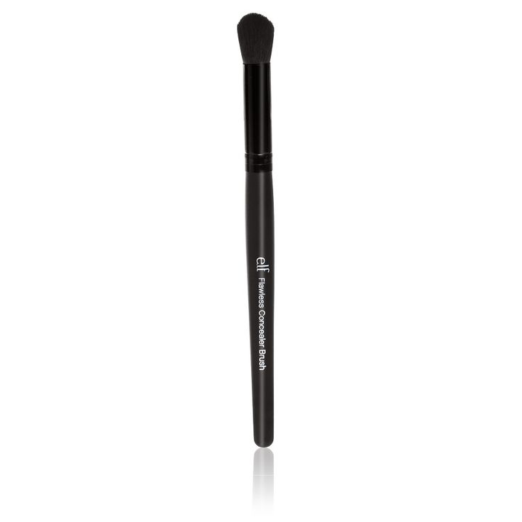 e.l.f. Studio Flawless Concealer Brush | e.l.f. Cosmetics --Apply concealer