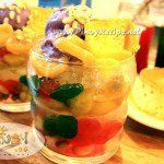 Halo Halo Recipe a Filipino Dessert and summer thirst quencher