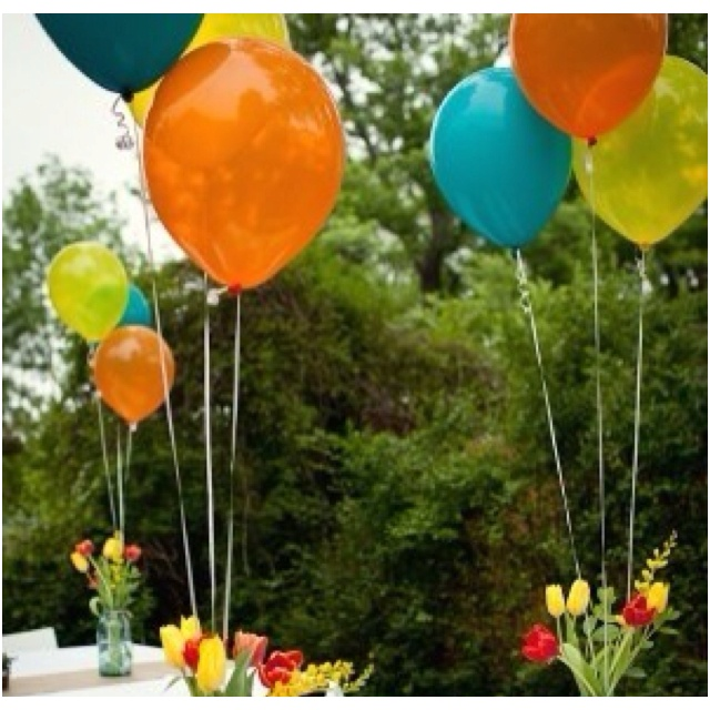37 best   balloon themed party   images on pinterest