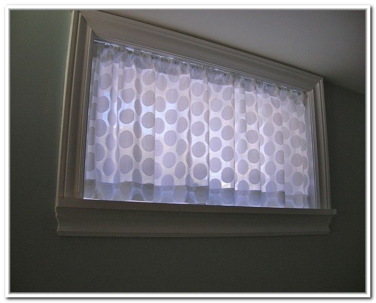 1000 Ideas About Basement Window Curtains On Pinterest Basement Windows Window Curtains And