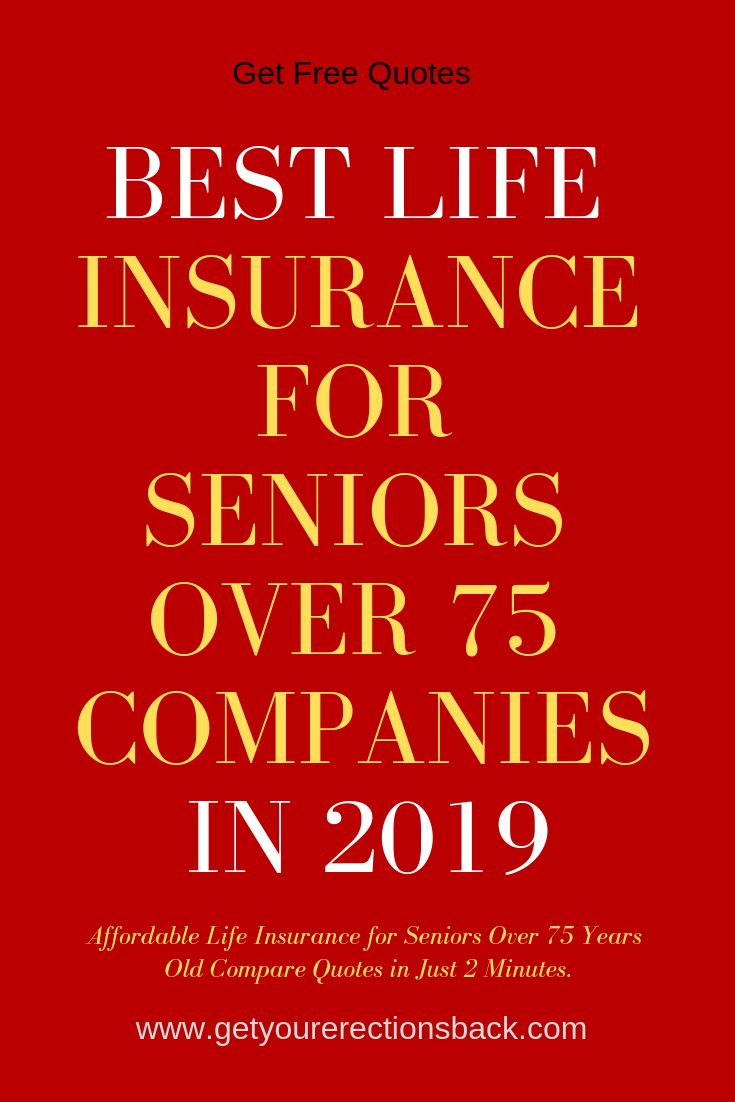 Affordable Life Insurance For Seniors Over 75 to 80 Years Old.  #insurance #life…