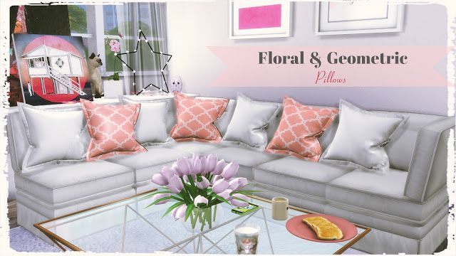 Sims 4 - Floral