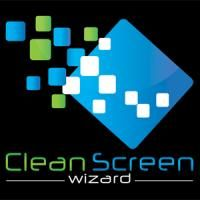 Official Start Of Clean Screen Wizard Microfiber Cleaning Cloth 6-Pack
