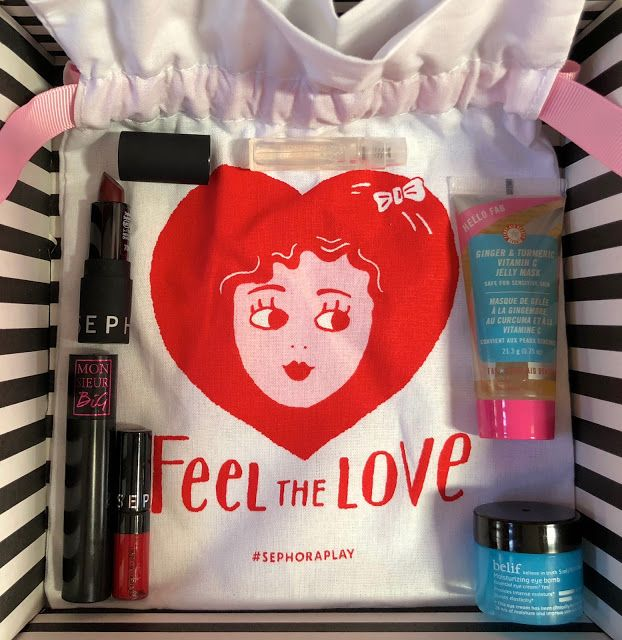 Play! by Sephora Subscription Box Review - February 2018