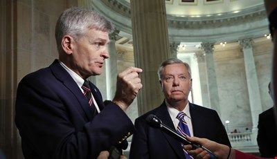 Here we go: McCain, Trump endorse last-gasp ObamaCare repeal bill - Hot Air Hot Air