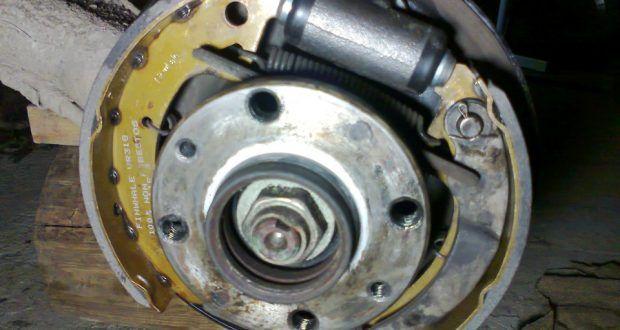 Задний тормозной цилиндр ВАЗ 2109 – замена | Авто мастер
