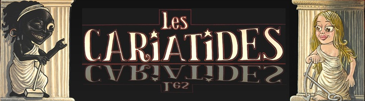 Les Cariatides, Paris