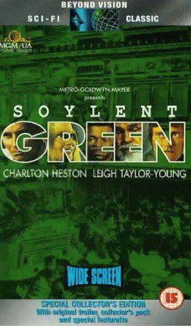 Soylent Green (1973) - 5/10