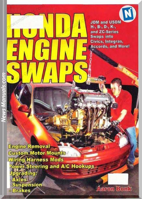 Honda Engine Swaps Jdm Usdm Civic Accord And More | Engine Manual