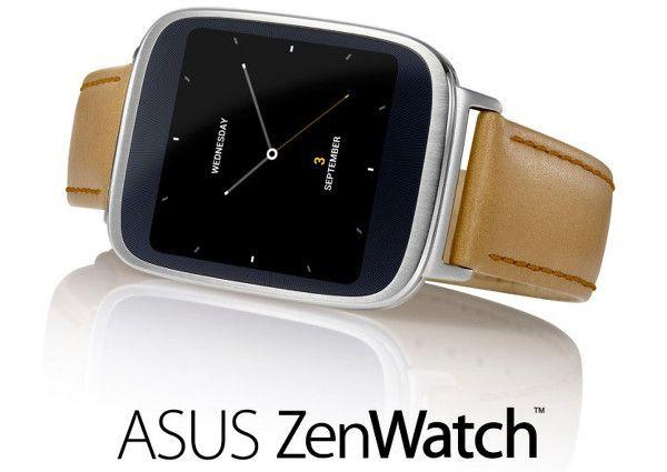 Asus ZenWatch : prix, caractéristiques et date de sortie de la smartwatch