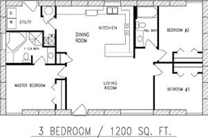 cottage floor plans 1200 square feet |  bale home plans. you