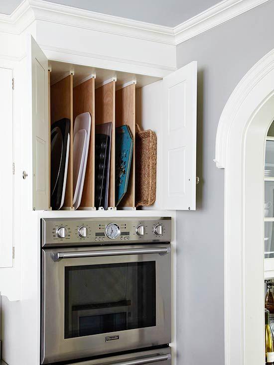 platter and baking storage