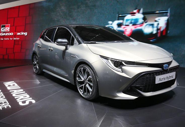 2019 Toyota Corolla Interior Toyota Corolla Toyota Auris