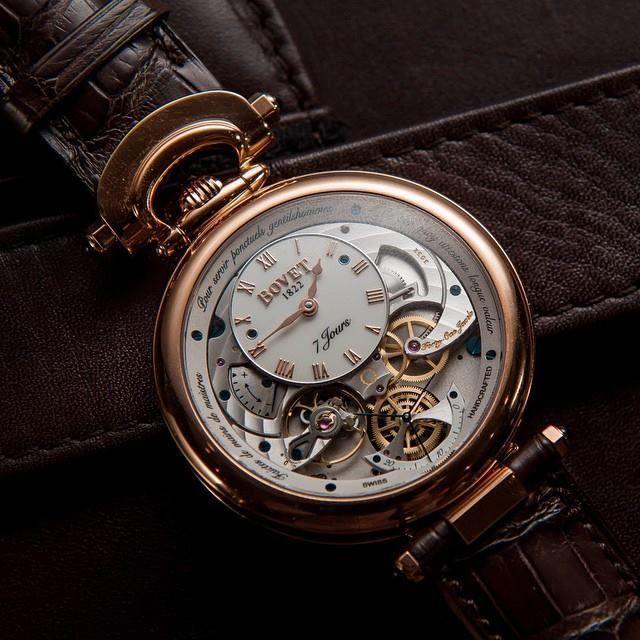 Bovet Fleurier Amadeo Watch