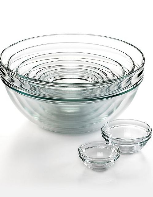 So simple yet so necessary weddingchickspicks macys for Sur la table mixing bowls