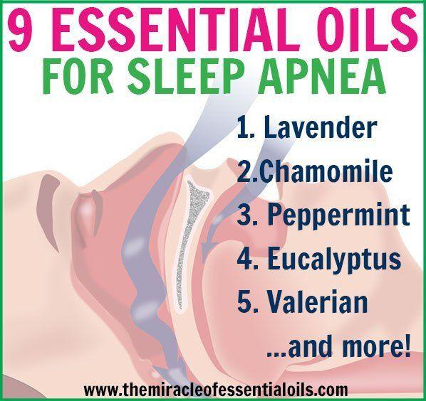 9 Essential Oils for Sleep Apnea & How to Use
