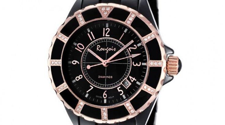 Lovely Black Ceramic Watch Armani and black ceramic rado watches