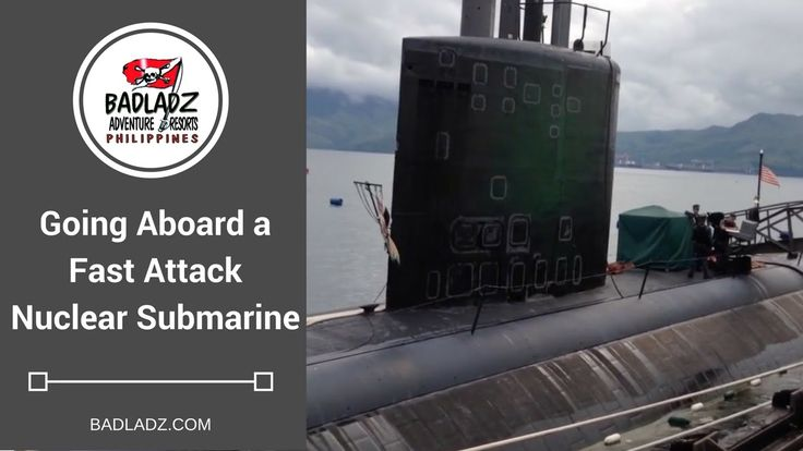 Going Aboard a Fast Attack Nuclear Submarine in the Philippines Recently I had a chance to go aboard a Fast Attack Nuclear Submarine in the Philippines when I was out in Subic Bay. It is no secret that the Americans are back in the Philippines and they brought a whole bunch of really cool toys.  Click the link below to read more about it, http://badladz.com/fast-attack-nuclear-submarine-in-the-philippines/  #subicbay #philippines #discoveryinthephilippines #adventureinthephilippines