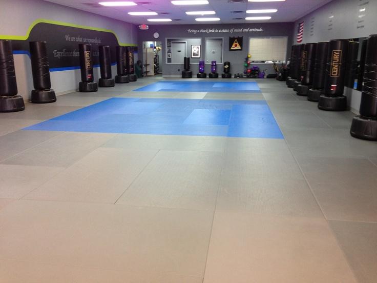 Fishkill Kickboxing - Our State of the Art - Ultra Safe Training Floor & Training Equipment!  www.hvkickboxing.com
