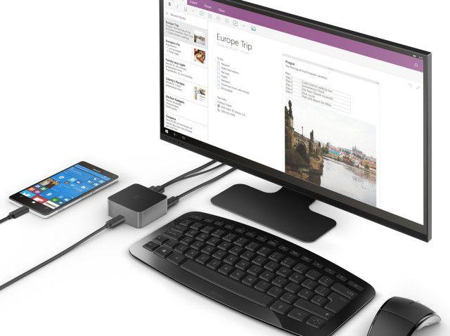 Microsoft dezvăluie mai multe despre Continuum