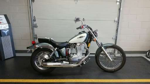 Check out this 2014 Suzuki Boulevard S40 listing in Maumee, OH 43537 on Cycletrader.com. It is a Cruiser Motorcycle and is for sale at $3699.