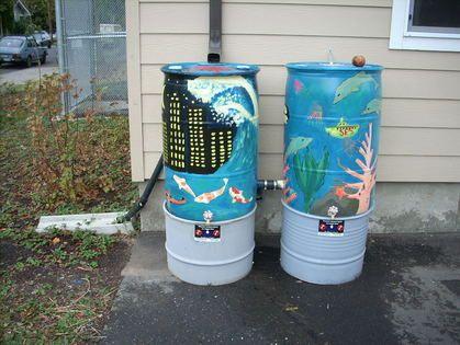 Resultado de imagen para tanques de agua de la lluvia