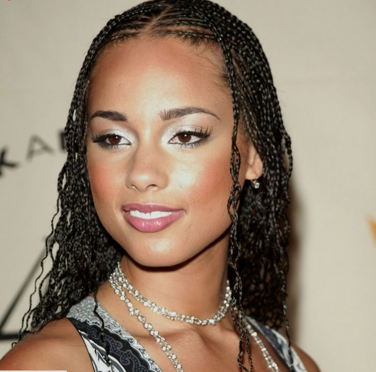Miraculous 1000 Ideas About Alicia Keys Braids On Pinterest Braids Hairstyle Inspiration Daily Dogsangcom