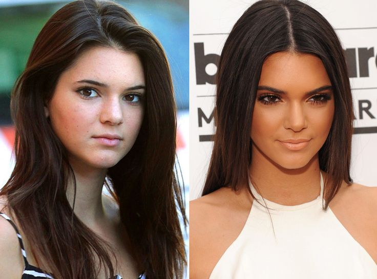 Kendall Jenner from Kardashians Without Makeup | E! Online