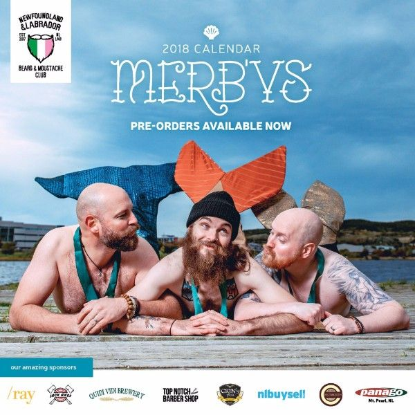 Merby's 2018 Calendar