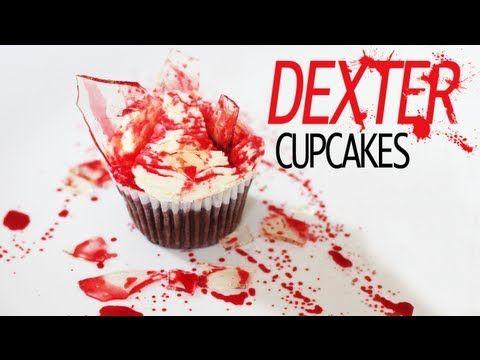 DEXTER CUPCAKES ! - Red Velvet Cupcakes [Les Recettes de Loka]