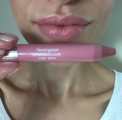 Neutrogena MoistureSmooth Color Stick- Battle of the Drugstore Lip Crayons –…                                                                                                                                                                                 More