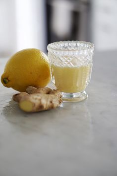 How To Make Ginger or tumeric Shots