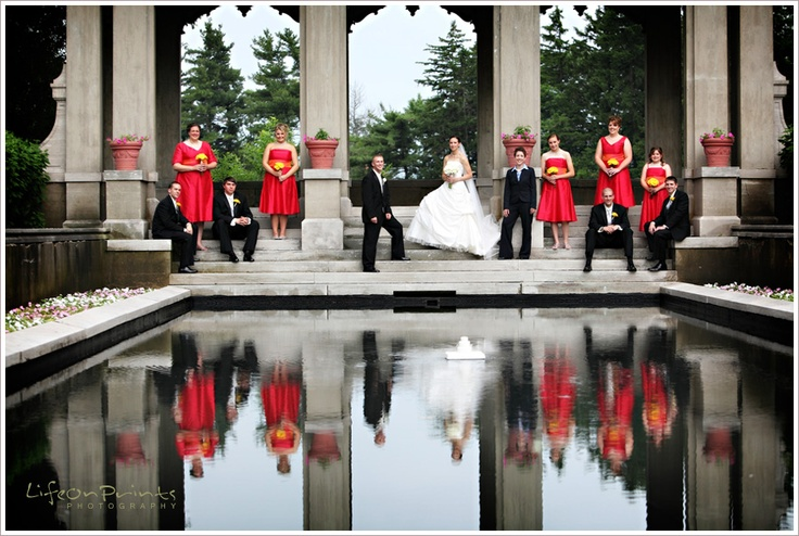 ***Armour House Lake Forest Academy Reception | Chicago Wedding Venues