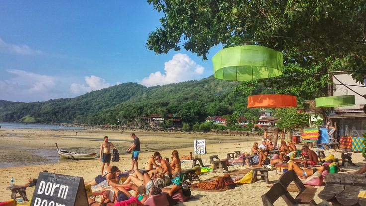 Travel Blog - Have tourism and a lack of oversight destroyed Ko Phi Phi Thailand? This beautiful island is in serious need of an intervention.