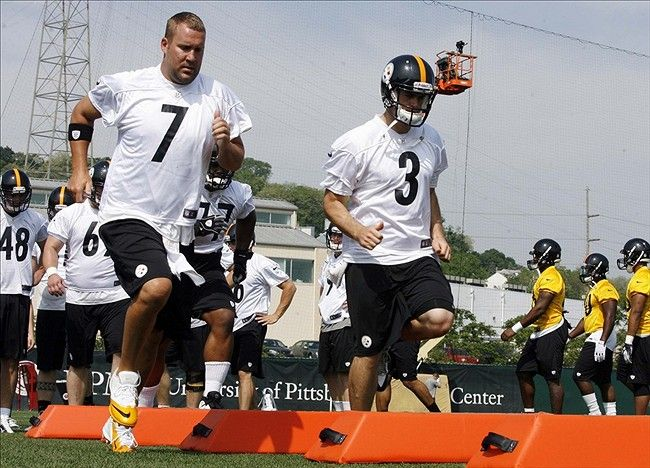 2013 pittsburgh steelers roster | May 21, 2013; Pittsburgh, PA, USA; Pittsburgh Steelers quarterbacks ...