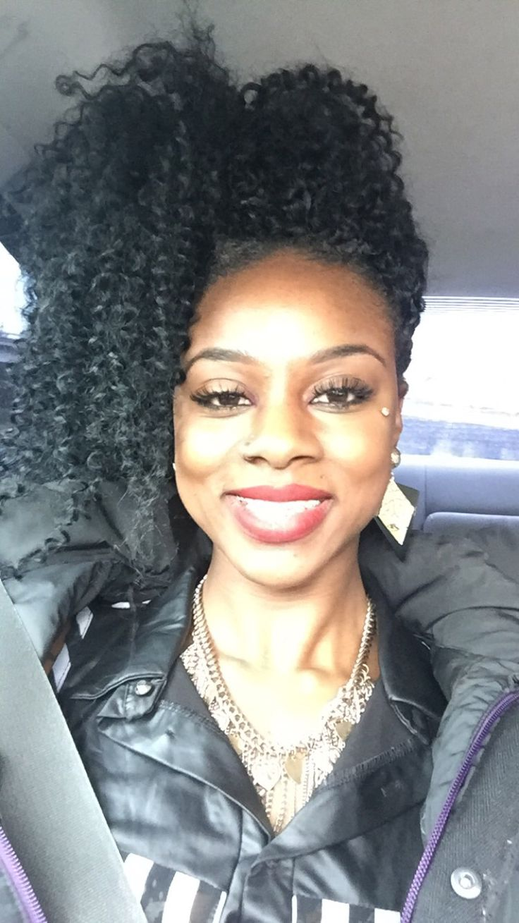 """Crochet braids, also sometimes called """"latch hook braids,"""" are a hairstyle and hair technique that basically involves crocheting braided hair extensions into the existing hair on a person's head. The style can be used by pretty much anyone, but it's usually designed for — and also most common amongst — those in the black community."""