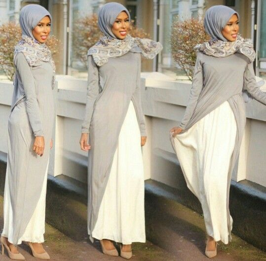♥ Muslimah fashion & hijab style - Basma looking so chic