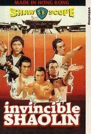 Watch Invincible Shaolin Online For Free. Three North Shaolin teachers (Lu Feng, Chang Sheng, and Sun Chien) are called on by the Manchus to teach their soldiers and are urged to challenge the current South Shaolin teachers. They ...