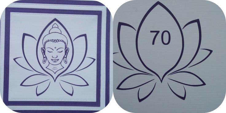 Boeddha kaart