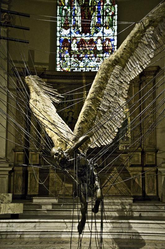 Lucifer The Fallen Angel Statue