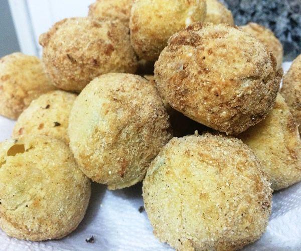 Jalapeño poppers (bolinho de pimenta) – Hot Cuisine