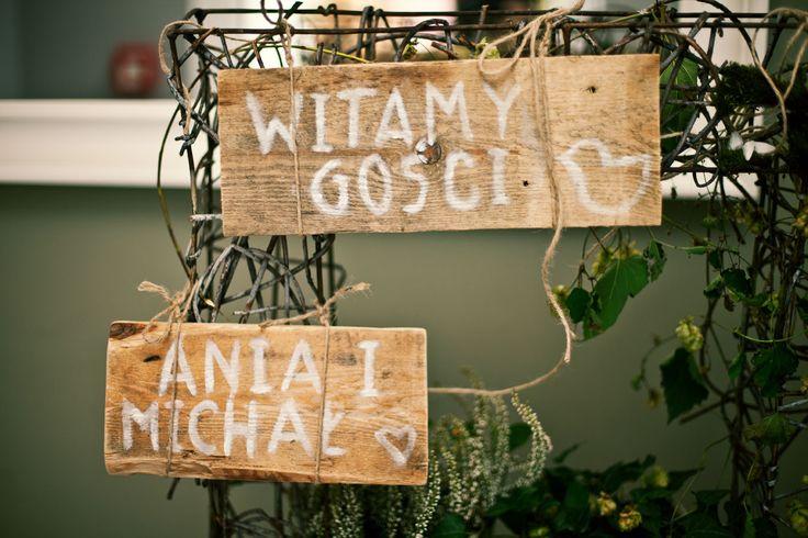Wedding details, decorations.  Photography by Katarzyna Zydroń, more on katarzynazydron.pl