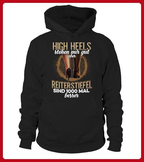 REITERSTIEFEL HIGH HEELS PFERDE - Pferde shirts (*Partner-Link)